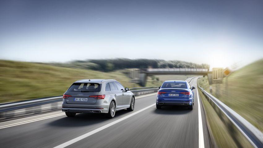 Audi A4 B9 <em>facelift</em> cuma tampilkan kelainan kosmetik Image #832235