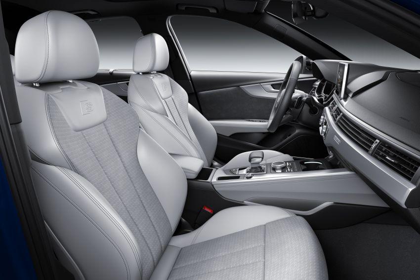 Audi A4 B9 <em>facelift</em> cuma tampilkan kelainan kosmetik Image #832208