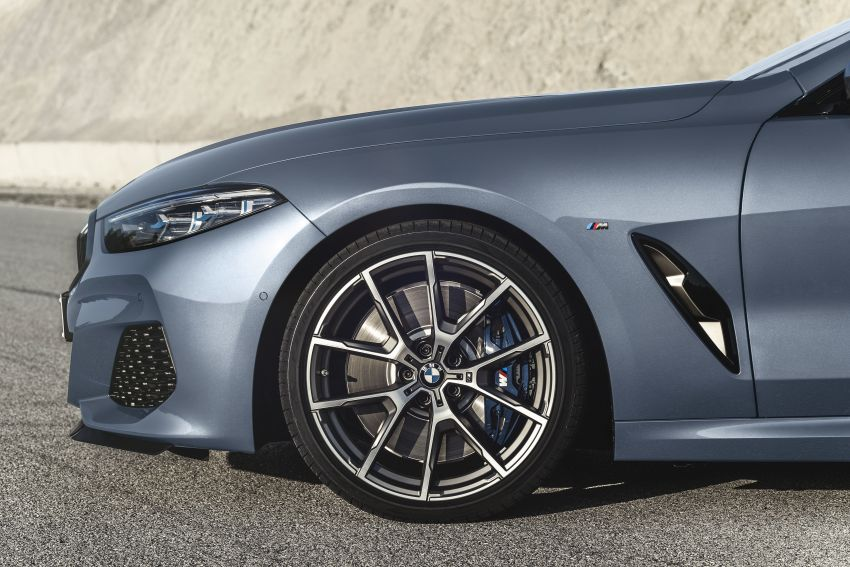 BMW 8 Series – new flagship sports coupe unveiled Image #827387