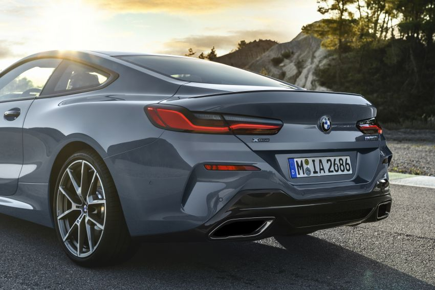 BMW 8 Series – new flagship sports coupe unveiled Image #827388