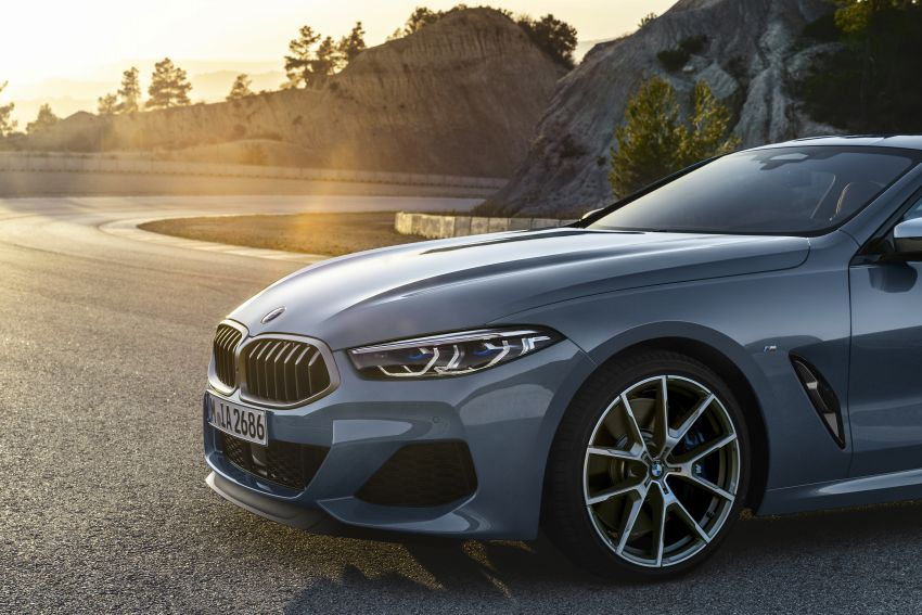 BMW 8 Series – new flagship sports coupe unveiled Image #827389