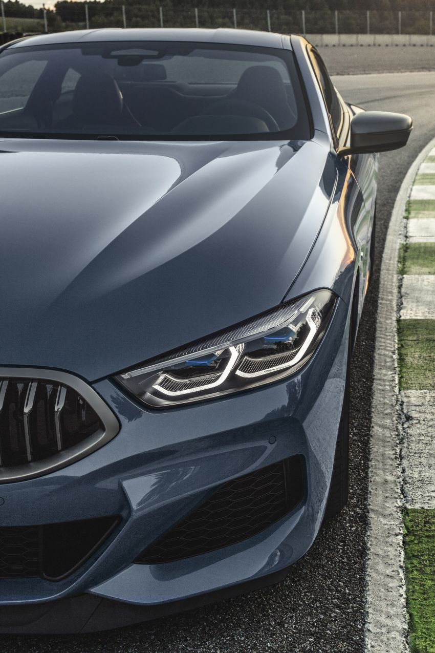 BMW 8 Series – new flagship sports coupe unveiled Image #827392