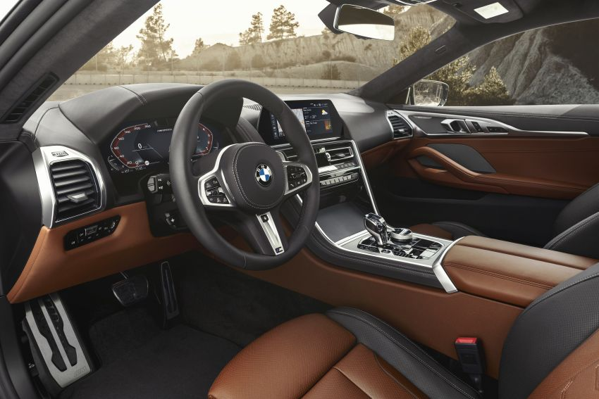 BMW 8 Series – new flagship sports coupe unveiled Image #827393