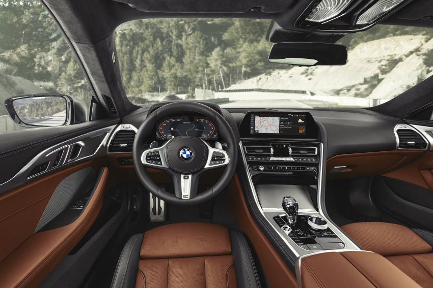 BMW 8 Series – new flagship sports coupe unveiled Image #827394