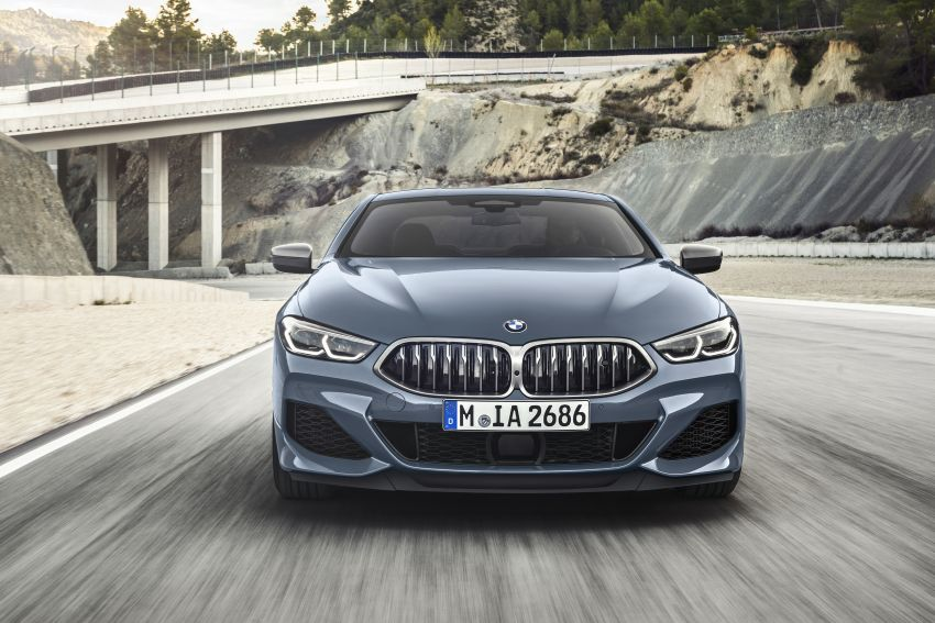 BMW 8 Series – new flagship sports coupe unveiled Image #827396