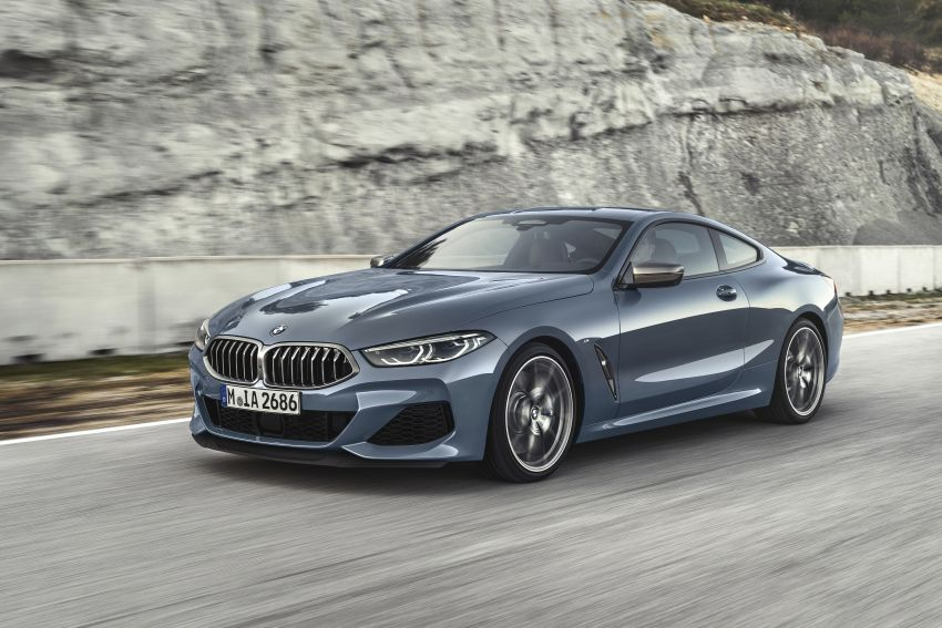 BMW 8 Series – new flagship sports coupe unveiled Image #827398