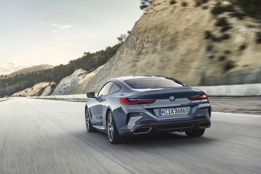 BMW 8 Series – new flagship sports coupe unveiled Image #827400