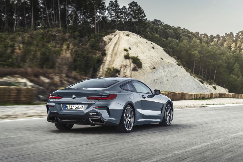 BMW 8 Series – new flagship sports coupe unveiled Image #827401