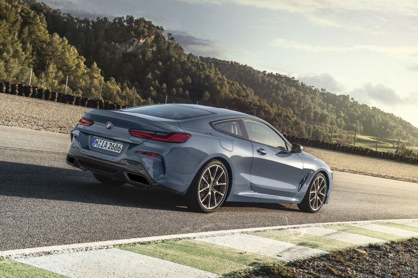 BMW 8 Series – new flagship sports coupe unveiled Image #827380
