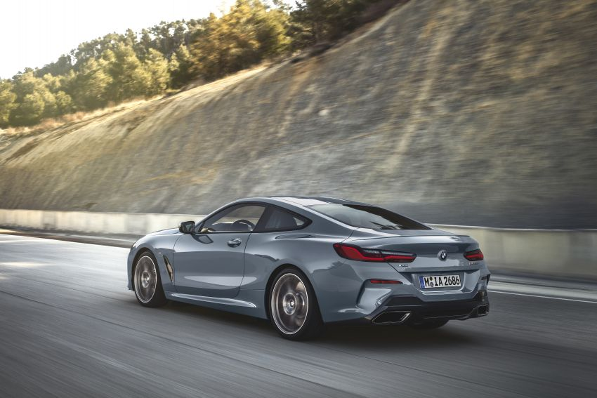 BMW 8 Series – new flagship sports coupe unveiled Image #827408