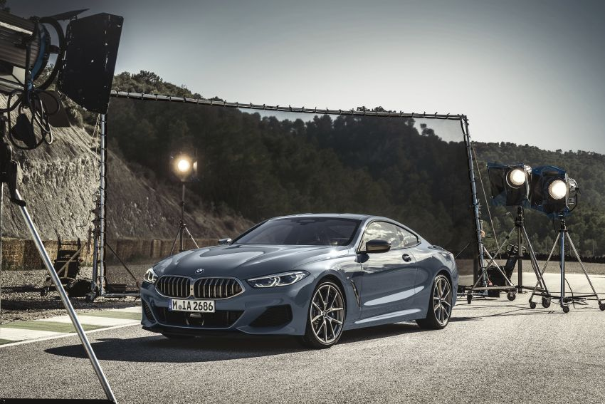 BMW 8 Series – new flagship sports coupe unveiled Image #827409