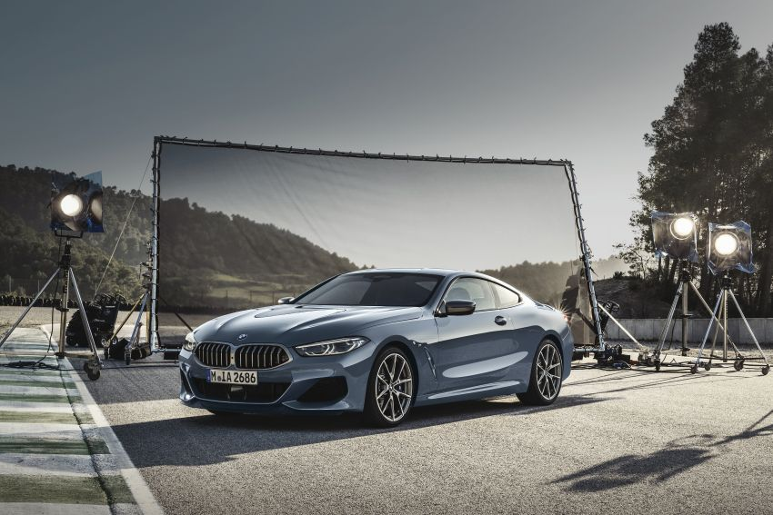 BMW 8 Series – new flagship sports coupe unveiled Image #827411