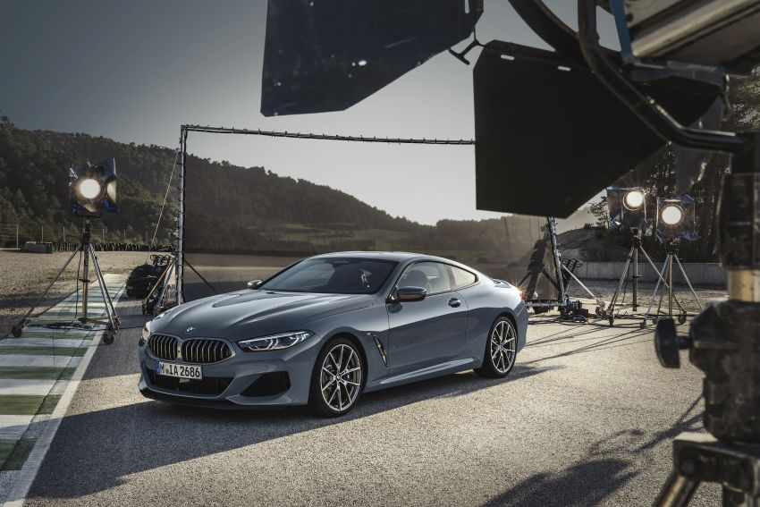 BMW 8 Series – new flagship sports coupe unveiled Image #827413