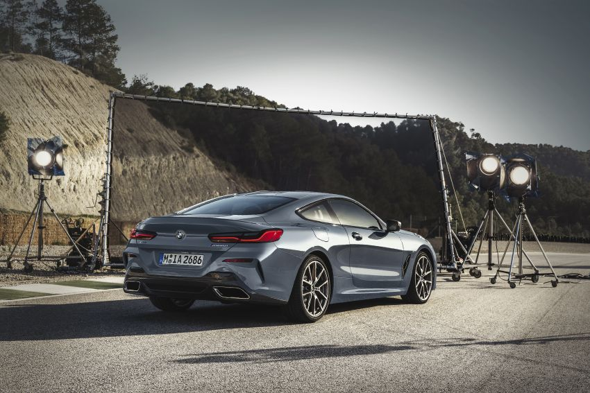 BMW 8 Series – new flagship sports coupe unveiled Image #827415