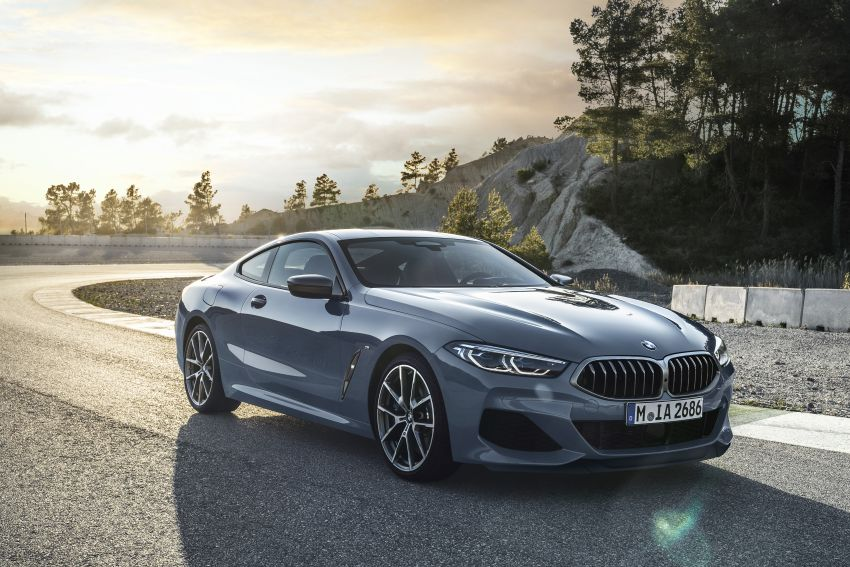 BMW 8 Series – new flagship sports coupe unveiled Image #827416