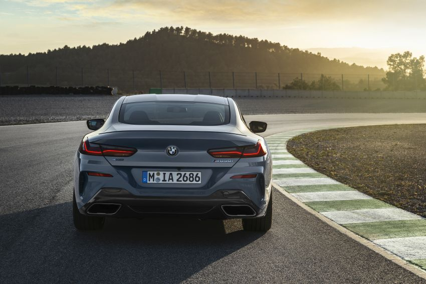 BMW 8 Series – new flagship sports coupe unveiled Image #827417