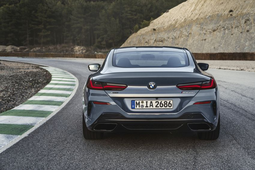 BMW 8 Series – new flagship sports coupe unveiled Image #827418