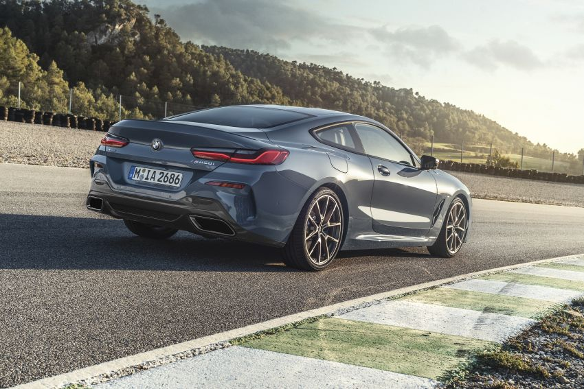 BMW 8 Series – new flagship sports coupe unveiled Image #827381