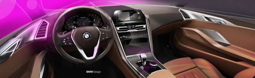 BMW 8 Series – new flagship sports coupe unveiled Image #827426