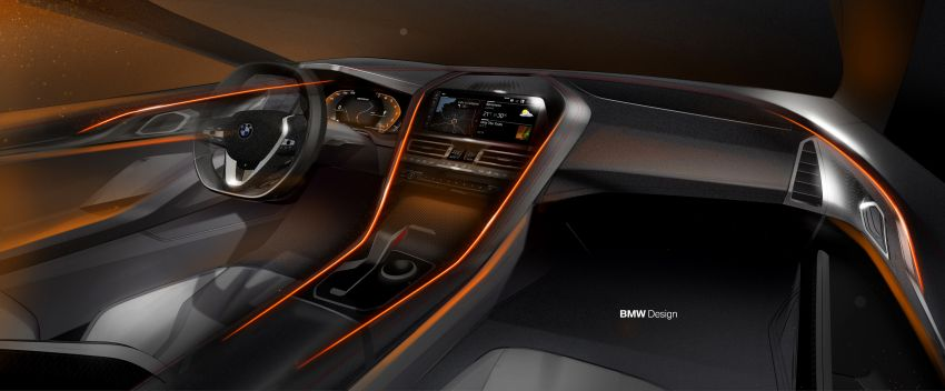 BMW 8 Series – new flagship sports coupe unveiled Image #827427