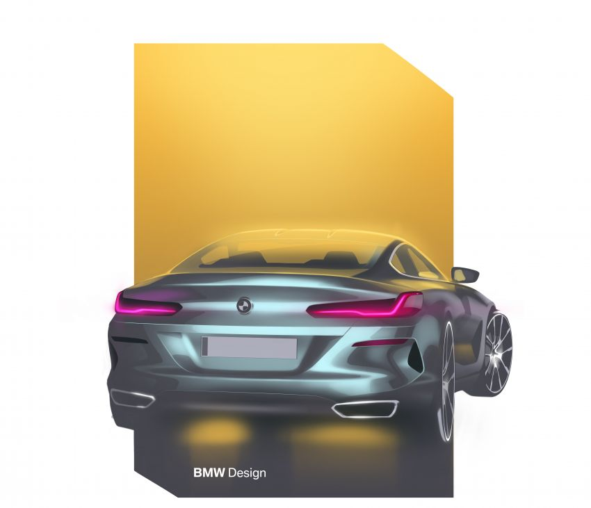 BMW 8 Series – new flagship sports coupe unveiled Image #827429