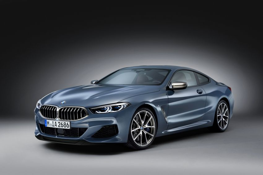 BMW 8 Series – new flagship sports coupe unveiled Image #827430