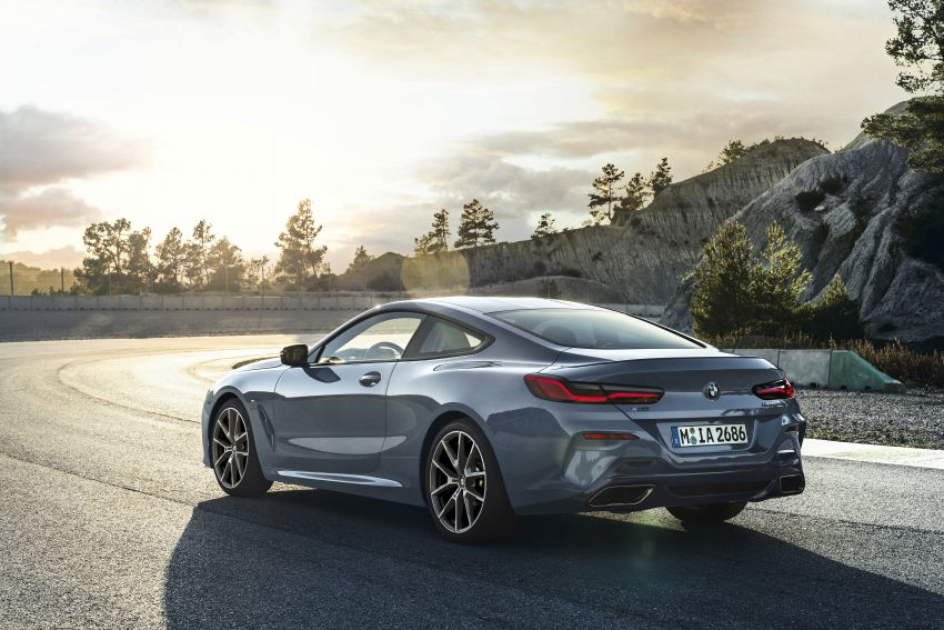 BMW 8 Series – new flagship sports coupe unveiled Image #827382