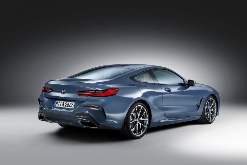 BMW 8 Series – new flagship sports coupe unveiled Image #827431