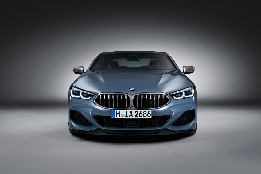 BMW 8 Series – new flagship sports coupe unveiled Image #827432