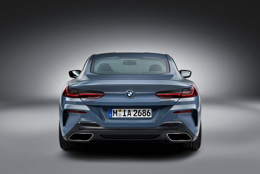 BMW 8 Series – new flagship sports coupe unveiled Image #827433
