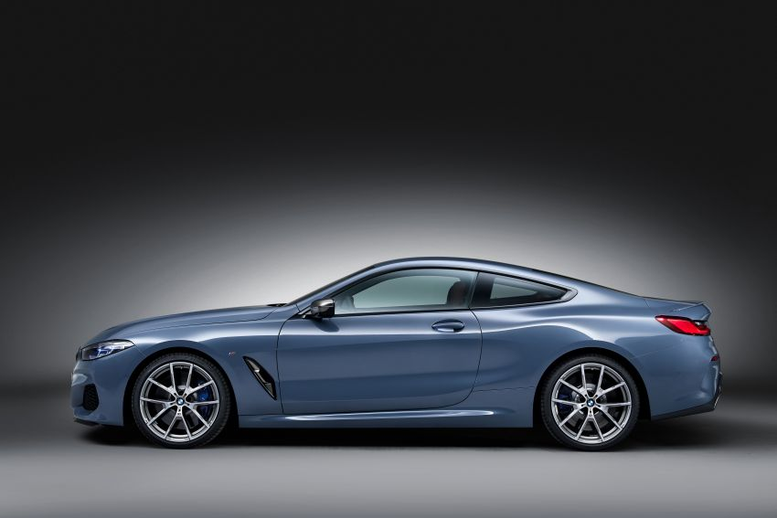 BMW 8 Series – new flagship sports coupe unveiled Image #827434