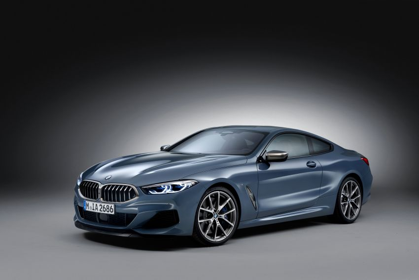 BMW 8 Series – new flagship sports coupe unveiled Image #827435