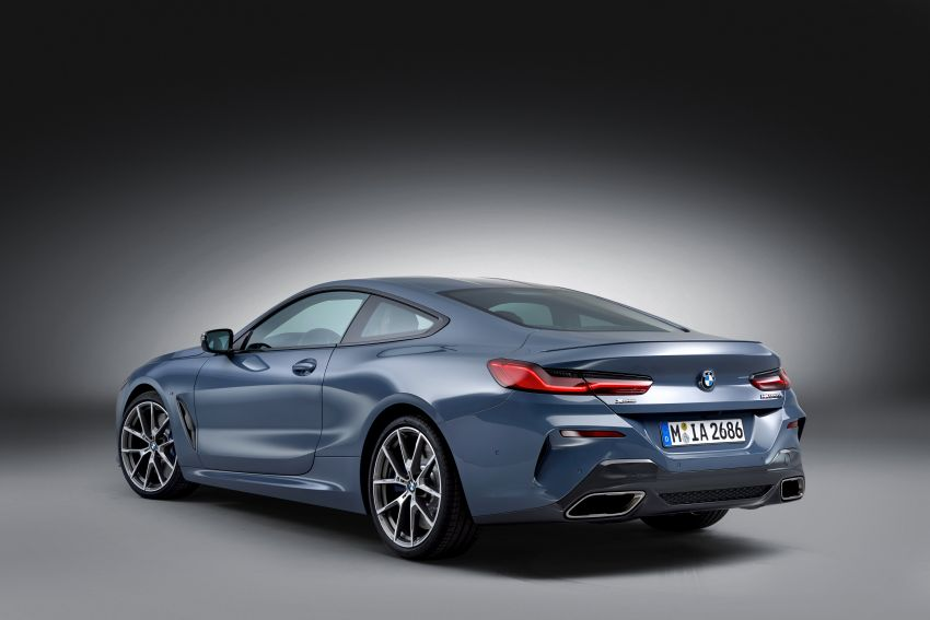 BMW 8 Series – new flagship sports coupe unveiled Image #827436