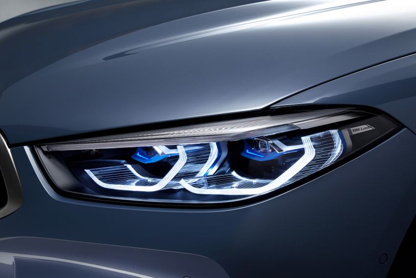 BMW 8 Series – new flagship sports coupe unveiled Image #827437