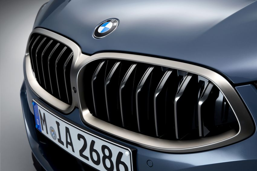 BMW 8 Series – new flagship sports coupe unveiled Image #827440