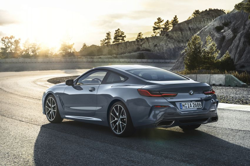 BMW 8 Series – new flagship sports coupe unveiled Image #827383