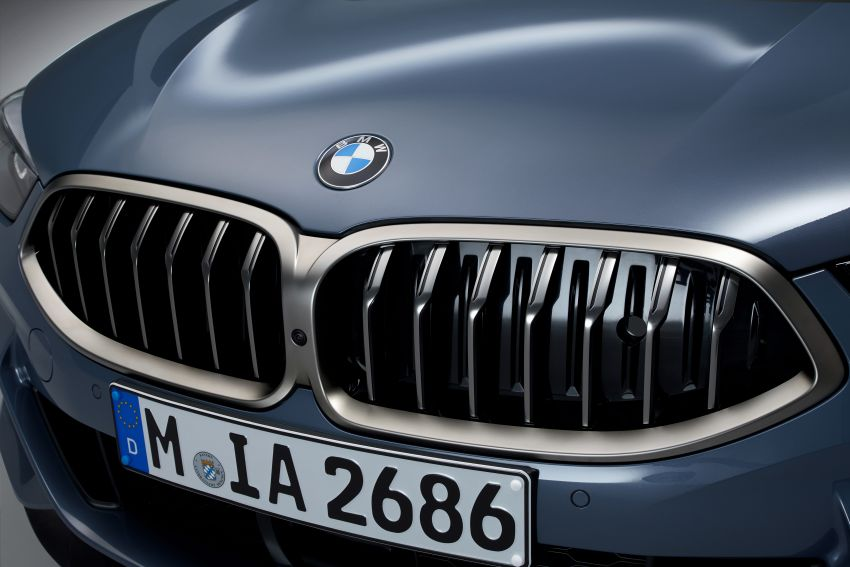 BMW 8 Series – new flagship sports coupe unveiled Image #827442