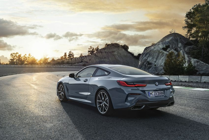 BMW 8 Series – new flagship sports coupe unveiled Image #827384
