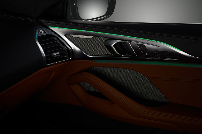 BMW 8 Series – new flagship sports coupe unveiled Image #827456