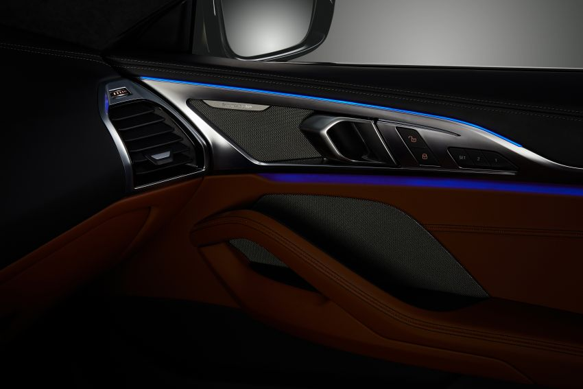 BMW 8 Series – new flagship sports coupe unveiled Image #827458