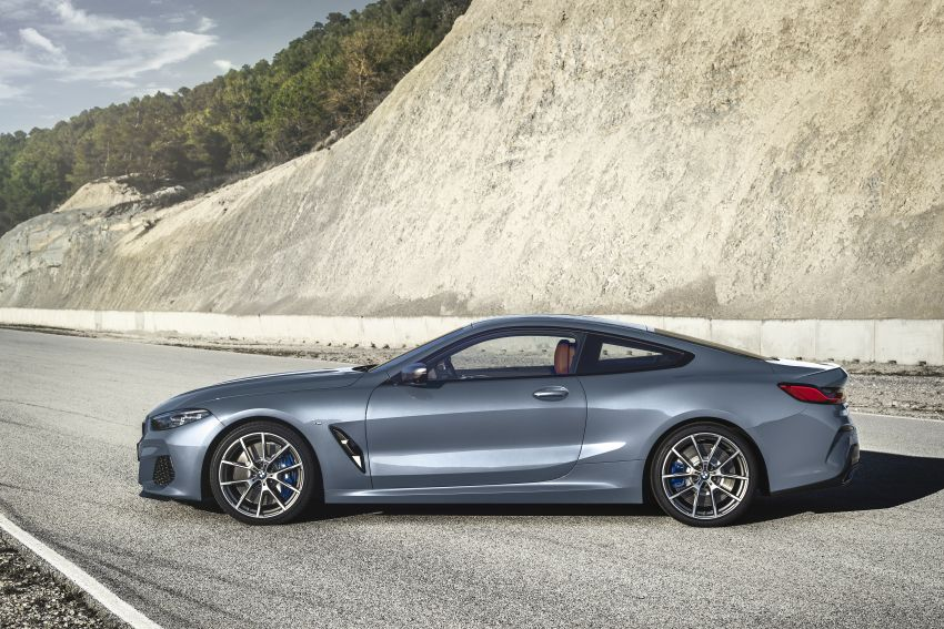 BMW 8 Series – new flagship sports coupe unveiled Image #827385