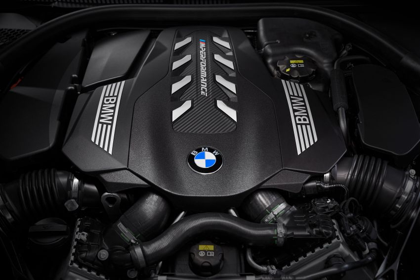BMW 8 Series – new flagship sports coupe unveiled Image #827463
