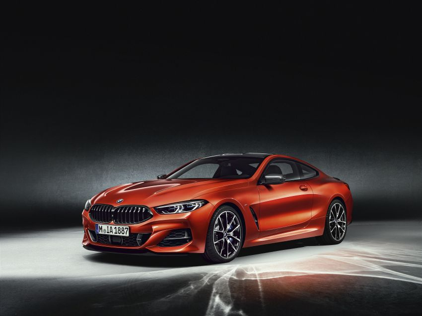 BMW 8 Series – new flagship sports coupe unveiled Image #827467
