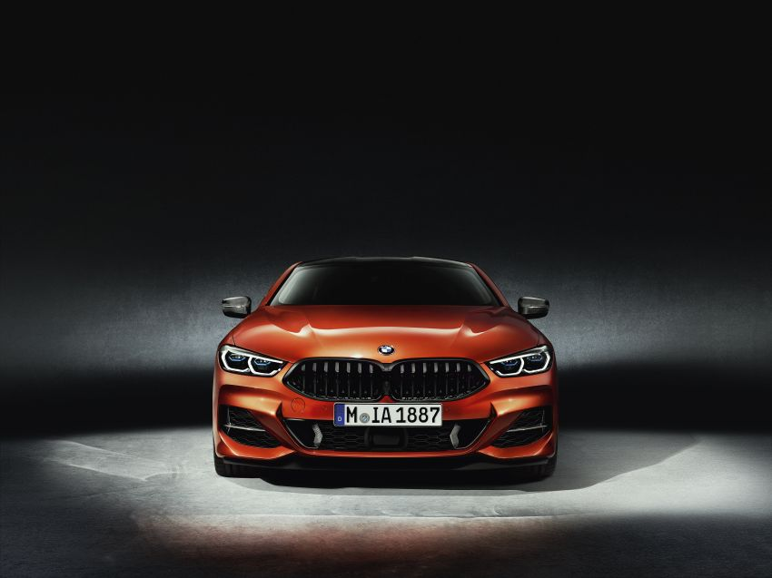 BMW 8 Series – new flagship sports coupe unveiled Image #827468