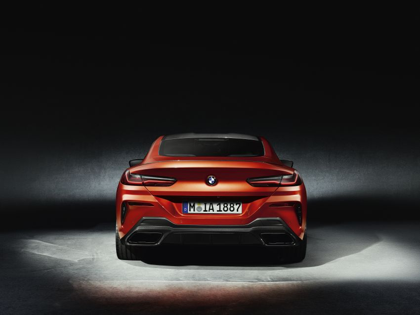 BMW 8 Series – new flagship sports coupe unveiled Image #827469
