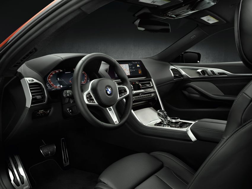 BMW 8 Series – new flagship sports coupe unveiled Image #827470