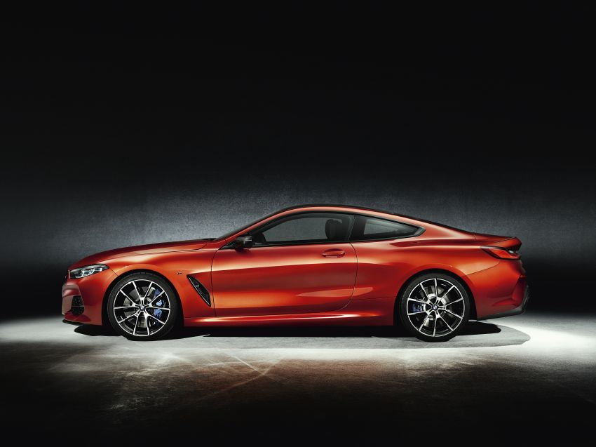 BMW 8 Series – new flagship sports coupe unveiled Image #827471