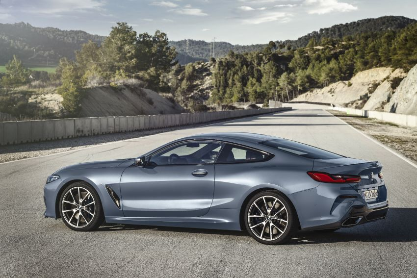 BMW 8 Series – new flagship sports coupe unveiled Image #827386