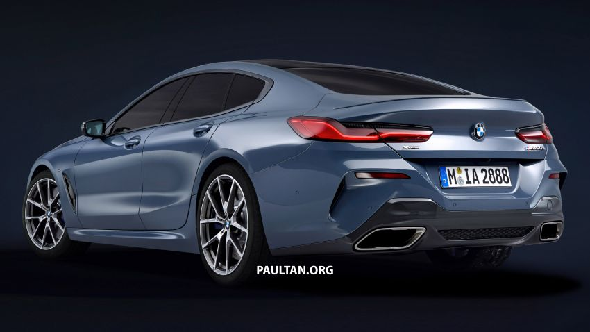 BMW 8 Series Gran Coupe rendered – yay or nay? Image #827797