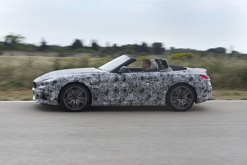 New BMW Z4 – official details and pics, video released Image #823414